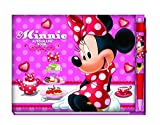 Disney 85972 Minnie Mouse Deluxe Autograph Book with Pen