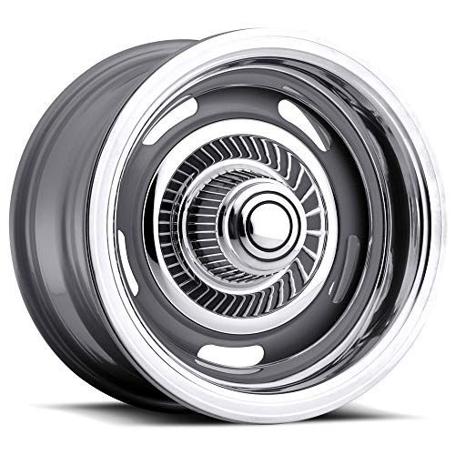 Vision Rally 55 Silver Wheel...