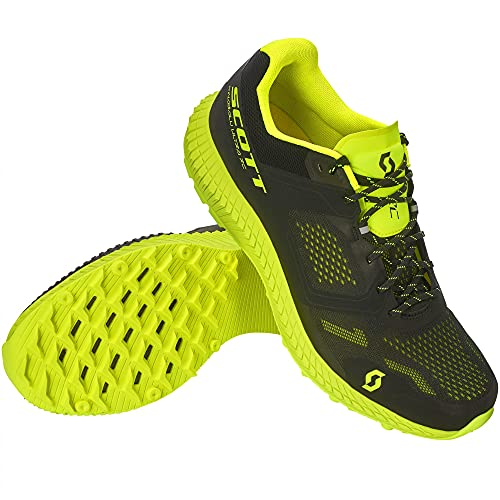 SCOTT Zapatillas Kinabalu Ultra RC Black/Yellow