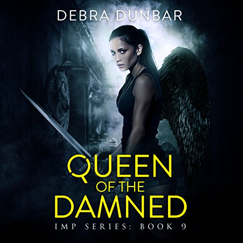Queen of the Damned  audiobook cover art