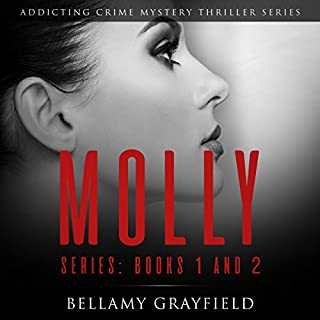 Molly Series Books 1 and 2 cover art