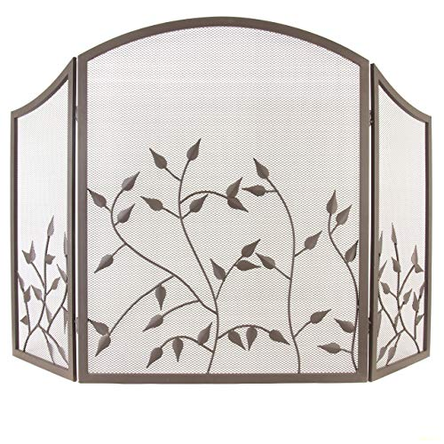For Sale! Pleasant Hearth FA092SA Waverly Fireplace Screen (Renewed)