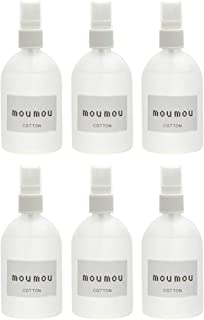 MOU MOU ピローミスト コットン 100mL 6個セット