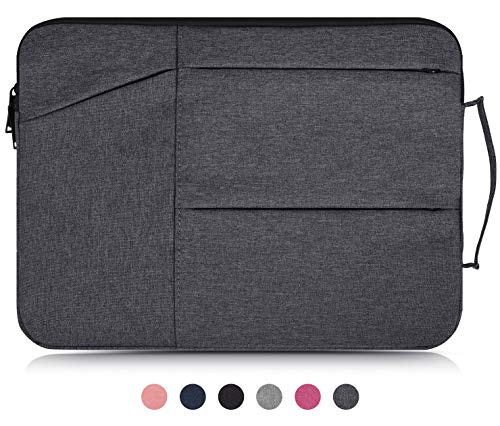 "Drawing Tablet Case Carrying Bag Tablet Sleeve for Huion H610 Pro V2/XP-Pen Deco 01 V2, XP-Pen Artist12 Pro 11.6"", GAOMON M10K2018 10 x 6.25 inch, Huion Inspiroy H950P, UGEE M708 Graphics Tablet Case"