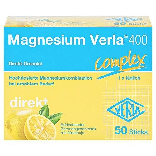 Magnesium Verla 400 Direkt-Granulat, 50 St