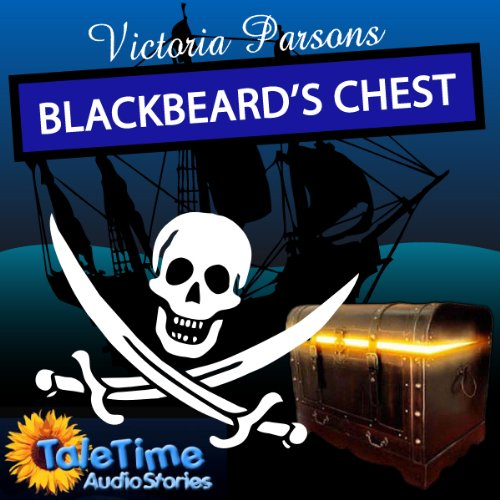 Blackbeard's Chest audiobook cover art
