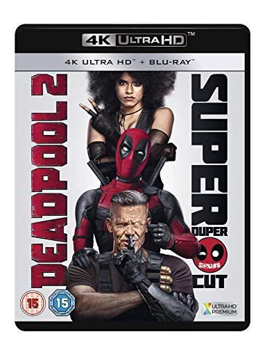 Deadpool 2 [4K UHD + Blu-ray] [2018]
