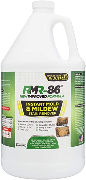RMR 86 Instant Mold Mildew Stain Remover