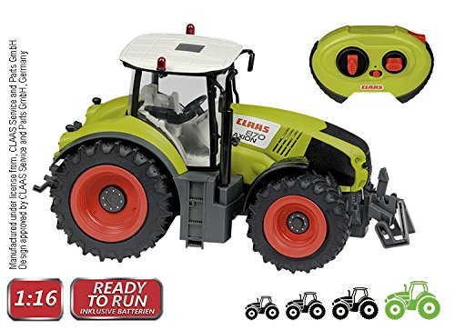RC Auto kaufen Traktor Bild 3: Happy People 34424 ,Claas Traktor Axion 870 RC*