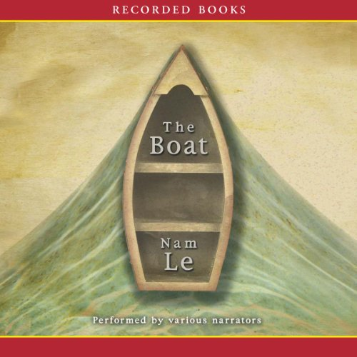 The Boat audiobook cover art