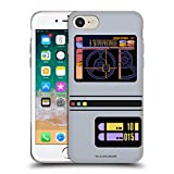 Official Star Trek Padd Gadgets TNG Soft Gel Case Compatible for iPhone 7 / iPhone 8