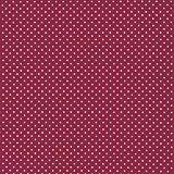 Au Maison Oilcloth Wachstuch beschichtete Baumwolle Dots