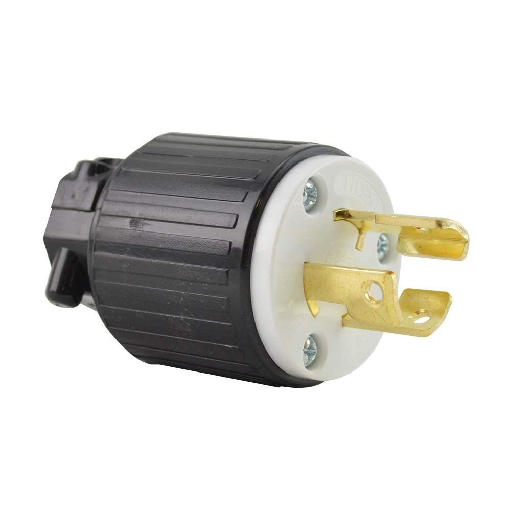 Superior Electric YGA026 Twist Clearance SALE Surprise price Limited time Lock Electrical - Plug 15A 3P 125