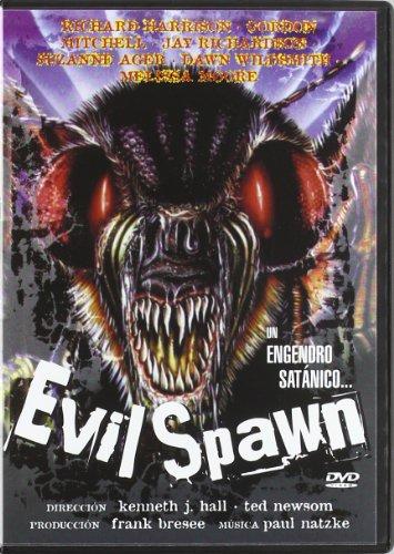Evil Spawn (Engendro Satanico) [DVD]