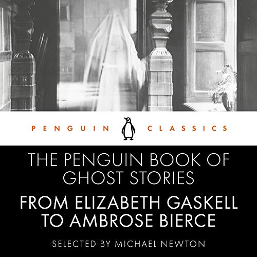 Couverture de The Penguin Book of Ghost Stories