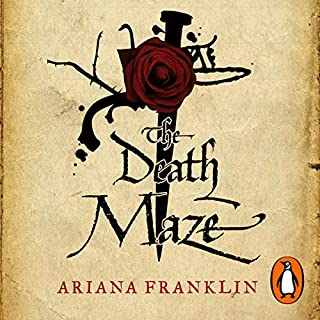 The Death Maze     Mistress Of The Art Of Death 2              By:                                                                                                                                 Ariana Franklin                               Narrated by:                                                                                                                                 Diana Bishop                      Length: 11 hrs and 53 mins     64 ratings     Overall 4.5