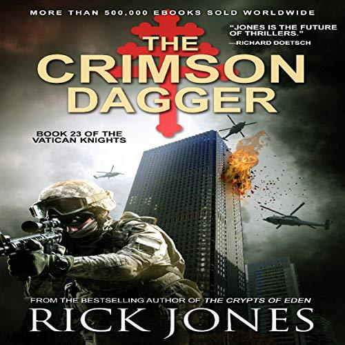 The Crimson Dagger Titelbild