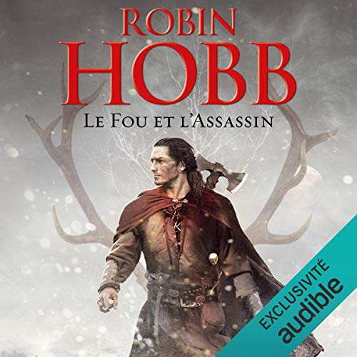 Couverture de Le fou et l'assassin