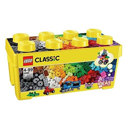 LEGO Classic Medium Creative Brick Box–10696