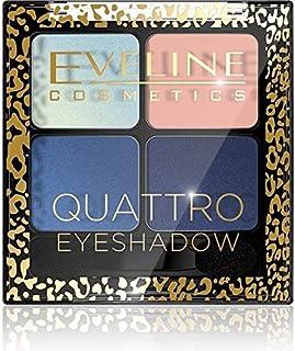EVELINE COSMETICS Make Up Eyeshadow Quattro No 14, 7 gm