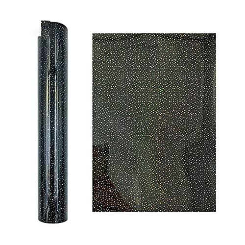 Papel de transferencia para camisetas Star Patters Patters Transferencia de calor Vinilo Fácil hierba hierba en vinilo textil camiseta HTV Película de gramamento de artesanía de impresión 50 * 100cm p