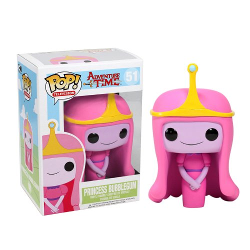 Funko- Adventure Time Princess Bubblegum Figura de Vinilo (3275)