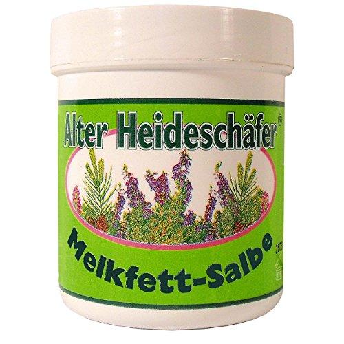 Alter Heideschäfer Melkfett-Salbe 100ml, 2er Pack