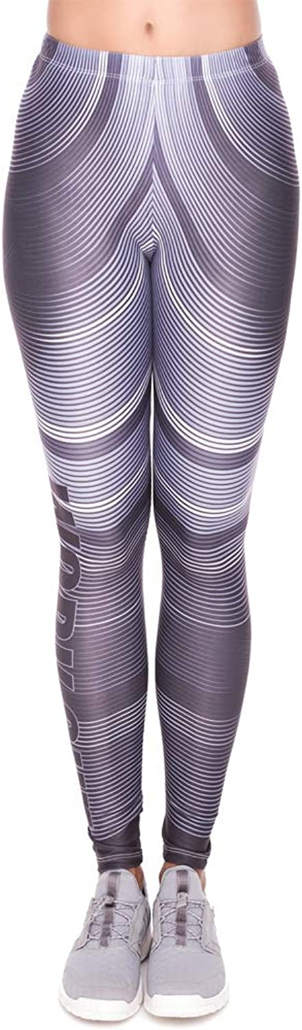 Kanora Womens Leggings Work Out Running Power Flex Slim Leggings Yoga Pants