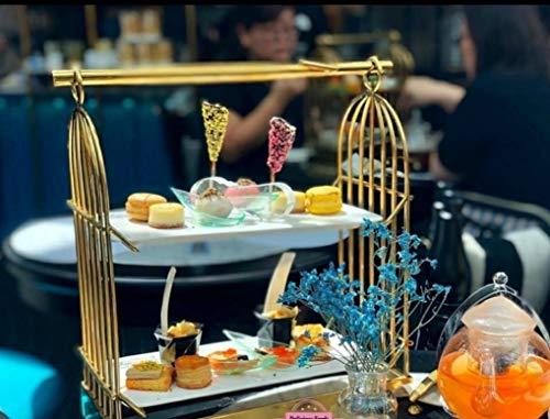 Handicraft Studio Cake Stand Buffet Server Snacks Organiser and Catering Decorative Item