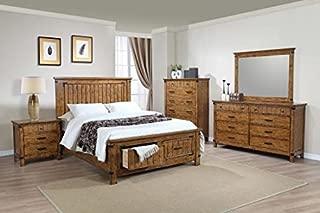 Inland Empire Furniture Brenner Storage King Bedroom Set