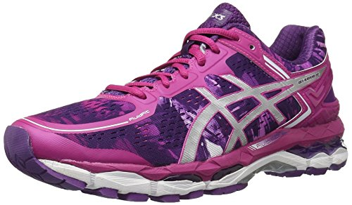 purple running shoes for women