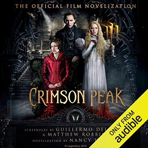 Couverture de Crimson Peak