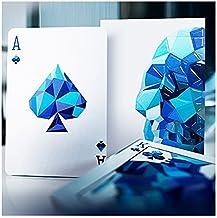 Carte Magia, Playing Cards Her Kindness Impermeabile Nero Carte da Poker Carte da Gioco Classiche in Impermeabile in Confezione Regalo//