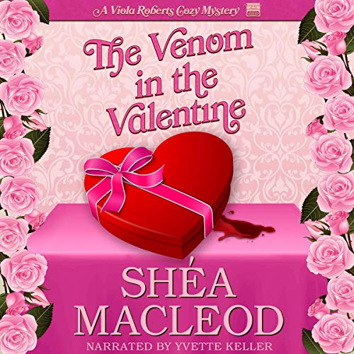 The Venom in the Valentine  By  cover art