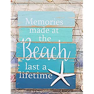 51tCWThoDrL._SS300_ Wooden Beach Signs & Coastal Wood Signs
