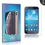 Galaxy S4 Pantalla Cristal Templado, [2 Unidades] LAFCH Anti...