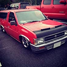 Car Bonnet Mask Hood Bra Fits Nissan Pickup D21 87 88 89 90 91 92 93 94 95 96 97 1987 1988 1989 1990 1991 1992 1993 1994 1995 1996 1997