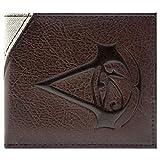 Cartera de Assassins Creed Origins Bayek Stitched Character Marrón
