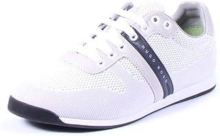 BOSS Hugo Maze Sneaker Shoes For Men  White - 45 EU