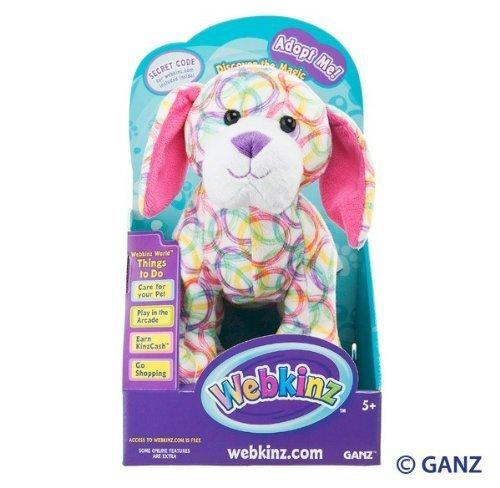 Webkinz Scribbles Pup in Box