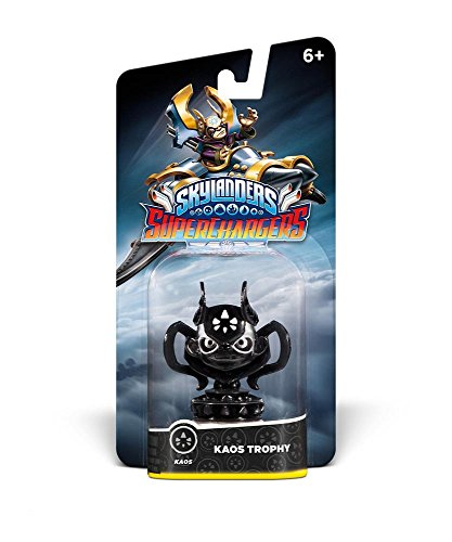 ACTIVISION - Skylanders: SuperChargers - Kaos Trophy