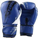 xmwm Children Boxing Gloves 16 Oz Kids Free Combat Muay Thai Glove Kids