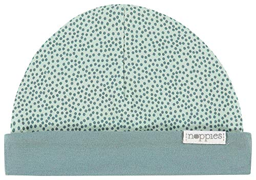 Noppies U Hat Rev Babylon Bonnet, Vert (Grey Mint C175), Unique (Taille Fabricant: 0M-3M) Mixte bébé