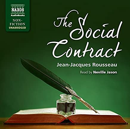 The Social Contract by Jean-Jacques Rousseau(2015-04-07)