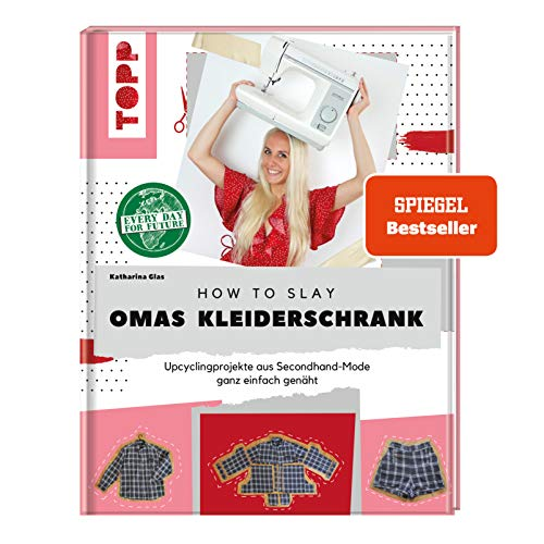 How to slay Omas Kleiderschrank: Upcycling-Projekte aus Secondhand-Mode ganz einfach genäht