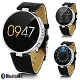 Indigi Bluetooth sincronización–Redondo 1,22'Touch LCD...