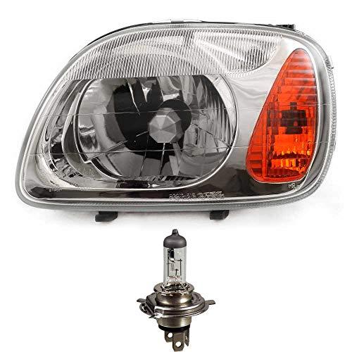 Scheinwerfer links für Micra K11 Bj. 00-03 inkl. PHILIPS Lampen