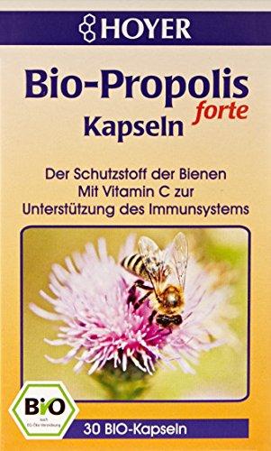 Hoyer Bio Propolis forte Kapseln, 1er Pack (1 x 30 ml)