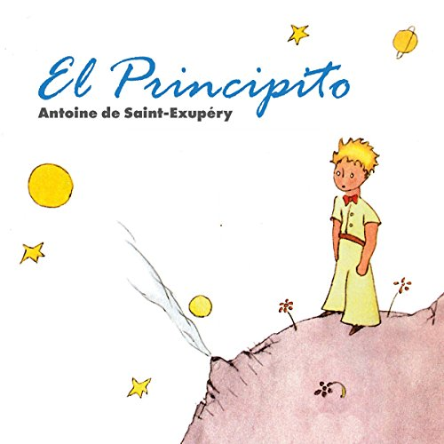 El principito audiobook cover art