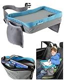 Creative 7 Kinder Play Tray Spiel und Esstisch Knietablett Blau
